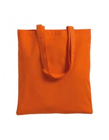 04001 Borsa cotone colorato 38x42