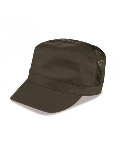 03533 Cappellino Militare Mesh